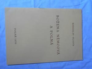 náhled knihy - Božena Němcová a Polná : katalog výstavy