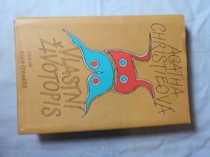 náhled knihy - Agatha Christieová: Vlastní životopis