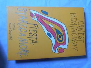 náhled knihy - Fiesta, Stařec a moře