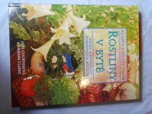 náhled knihy - Rostliny v bytě: Volba a pěstování pokojových rostlin