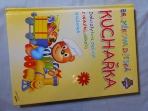 náhled knihy - Brumíková dětská kuchařka: Dobroty bez pečení z oplatků, piškotů a sušenek