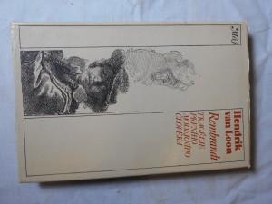 náhled knihy - Rembrandt : Tragédie prvního moderního člověka