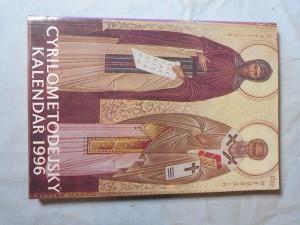náhled knihy - Cyrilometodějský kalendář 1996