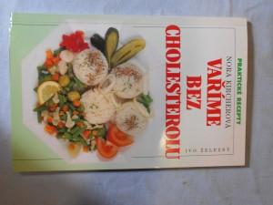 náhled knihy - Vaříme bez cholesterolu
