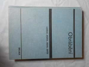 náhled knihy - Obrábění