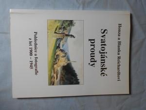náhled knihy - Svatojánské proudy : pohlednice a fotografie z let 1900-1945