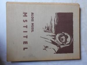 náhled knihy - Mstitel
