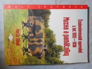 náhled knihy - Muzea a památníky : československé opevnění z let 1935-1938