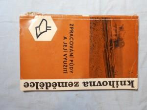 náhled knihy - Zpracování půdy a její využití