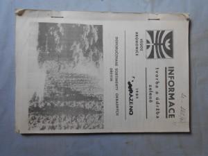 náhled knihy - Informace - Tvorba a údržba zeleně