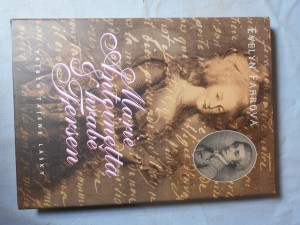 náhled knihy - Marie Antoinetta a hrabě Axel Fersen : příběh tajené lásky
