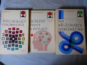 náhled knihy - Psychologie osobnosti, Duševní život a intuice, Na křižovatce nekonečna