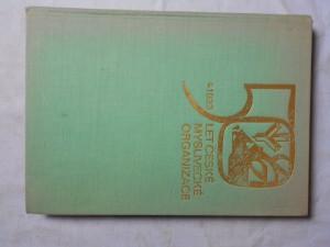 náhled knihy - 50 let české myslivecké organizace : 1923 [-1973]