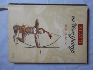 náhled knihy - Zlato na Nové Guineji