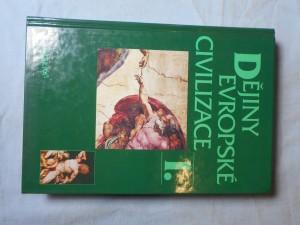 náhled knihy - Dějiny evropské civilizace I., II.