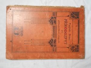 náhled knihy - Přírodozpyt pro měšťanské školy chlapecké, první stupeň