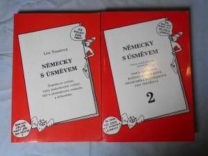náhled knihy - Německy s úsměvem 1., 2.