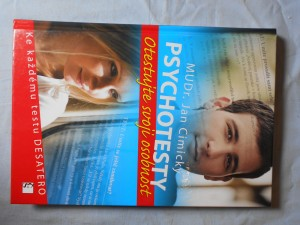 náhled knihy - Psychotesty : otestujte svoji osobnost