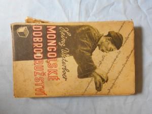 náhled knihy - Mongolské dobrodružství : román
