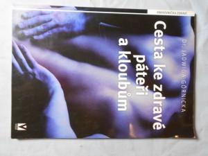 náhled knihy - Cesta ke zdravé páteři a kloubům