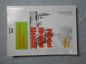 náhled knihy - Pátrání po nové identitě : (rusistické a vztahové reflexe)