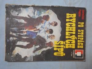 náhled knihy - Po stopách Rychlých šípů