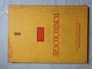 náhled knihy - Základy toxikologie chemické : Informační příručka pro lékaře
