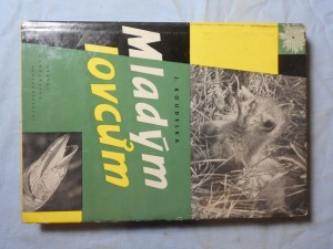 náhled knihy - Mladým lovcům