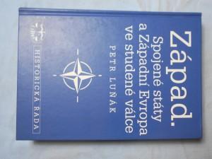 náhled knihy - Západ : Spojené státy a Západní Evropa ve studené válce