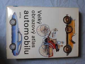 náhled knihy - Velký obrazový atlas automobilu