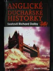 náhled knihy - Anglické duchařské historky