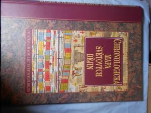 náhled knihy - Chronologická mapa světových dějin