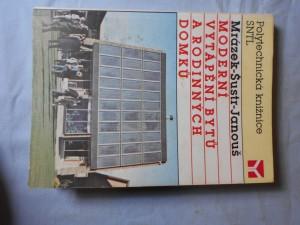 náhled knihy - Moderní vytápění bytů a rodinných domků