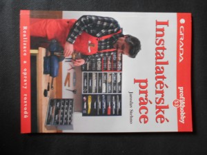 náhled knihy - Instalatérské práce