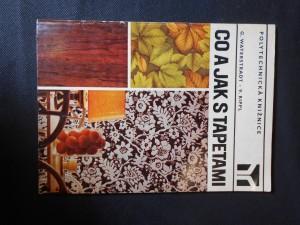 náhled knihy - Co a jak s tapetami