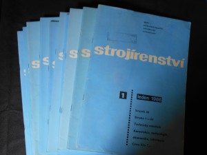náhled knihy - Strojírenství 1986, svazek 36, číslo : 1., 2., 3., 4., 6., 7., 8., 9., 10., 11., 12.