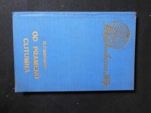 náhled knihy - Od pramenů Clitumna : výbor básní