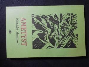 náhled knihy - Ametyst : básnický almanach