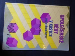 náhled knihy - Společenské vědy v kostce : pro střední školy