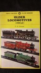 náhled knihy - Older locomotives (1900-42)