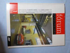náhled knihy - Fórum architektury a stavitelství 1/únor/1996