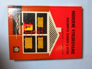 náhled knihy - Moderné vykurovanie rodinných domkov a bytov
