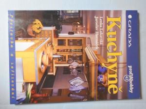 náhled knihy - Kuchyně : přestavba a zařizování