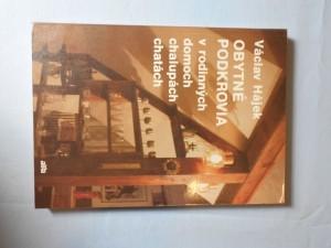 náhled knihy - Obytné podkrovia v rodinných domoch, chalupách, chatách