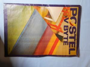náhled knihy - Postel v bytě
