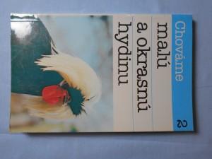 náhled knihy - Chováme malú a okrasnú hydinu