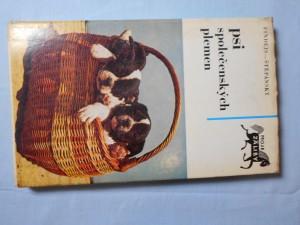 náhled knihy - Psi společenských plemen