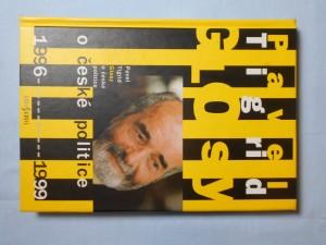 náhled knihy - Glosy o české politice 1996 - 1999