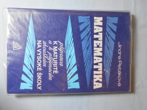 náhled knihy - Matematika - příprava k maturitě a k přijímacím zkouškám na vysoké školy