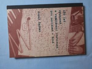 náhled knihy - 150 let výchovné a vzdělávací instituce pro nevidomé v Brně